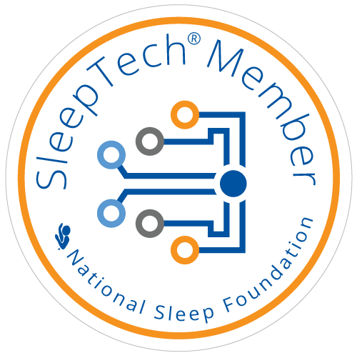 sleeprate technology badge
