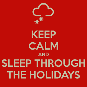 Why Should You Maintain Good Sleep Habits through the Holidays?
